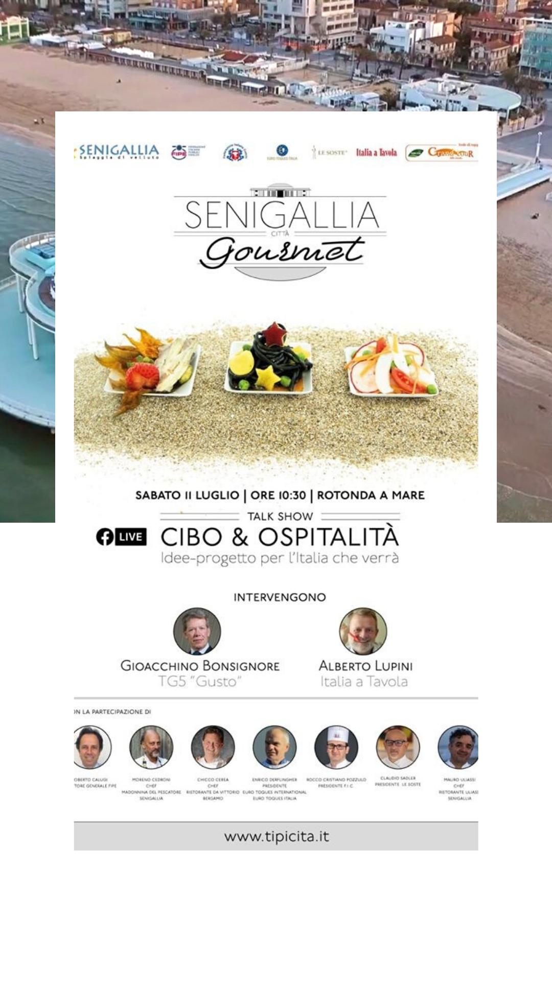 Senigallia Gourmet sulla Rotonda a Mare